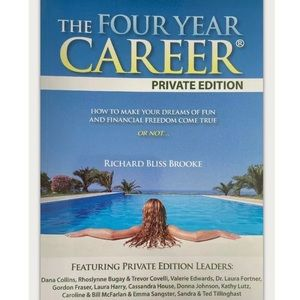 FOUR YEAR CAREER: PRIVATE EDITION